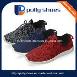 El nuevo deporte de encargo calza los zapatos corrientes del hombre