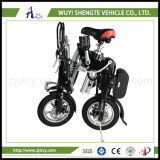 Peso leve barato de Shengte que dobra a bicicleta elétrica