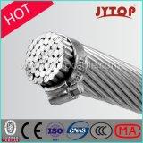 Cable eléctrico, conductor ACSR, conductor de aluminio con refuerzo de acero (DIN 48204)