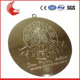 Медаль металла нестандартной конструкции профессионала Китая свободно