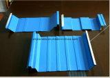 Покрашенный цвет настилать крышу лист для строительного материала для конструкции