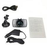 2.7 caixa negra manual da câmera DVR G30 do carro da polegada 1080P com G-Sensor da visão noturna