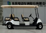 Dongfeng White Smart&Multifunctional Electric Vehicle/Battery Car (per Golf) con 6 Seats (EQ9042)