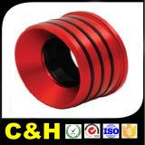 Peça Al7075/Al6061/Al2024/Al5051 de alumínio de alumínio de giro do CNC para a maquinaria