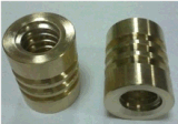 Ferragem, CNC fazendo à máquina do costume da elevada precisão que gira peças de automóvel de reposição