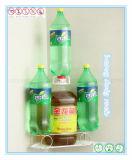 Hochleistungsdraht-Speicher-Badezimmer-Ecken-Zahnstange mit Absaugung-Cup