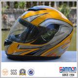 方法無光沢の太字のオートバイのヘルメット(FL101)