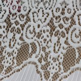 Französisches Fall Angle Plate Lace Embroidery Fabrics für Garments Accessories