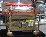 Двигатель дизеля движения вперед морской шлюпки Cummins Kta19-M4 главный (KTA19-M700)