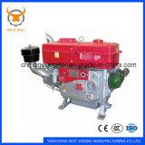 Motor diesel refrigerado por agua de las ventas 22HP 1115td de la fábrica pequeño