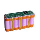 Batería del Li-ion del LG Samsung 25.9V 2600mAh 18650 de la batería de la energía