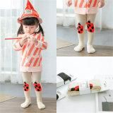 Милый шарж конструирует колготки Legging колготков носок хлопка малыша