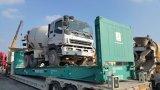 Camion de mélangeur concret d'Isuzu d'Initial-Engine du Japon de Volume-Expédition de Neuf-Peinture de Changhaï 6~8cbm/10~20ton