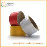 Fitas reflexivas da intensidade elevada com extensibilidade excelente e a película elevada do PVC da transparência