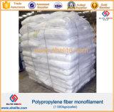 Grapas de fibra de monofilamento de polipropileno