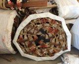 Venda material de madeira da escada de corda do embarque do navio marinho