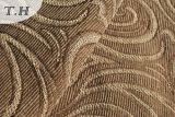 2016 telas de roda do sofá e da mobília do jacquard do Chenille