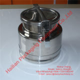 5 litres Airtight Stainless Steel Milk Pot avec Cheap Price
