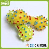 Haustier-Hundevinyldumbbell-Spielzeug, Haustier-Produkte (HN-PT070)