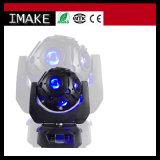 luz principal movente do efeito do diodo emissor de luz de 300W 12PCS para o estágio do DJ