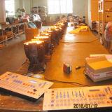 Equipo DJ zoom 18X18W LED PAR puede iluminar para la etapa de la decoración