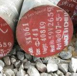 Горячая работа умирает сталь/инструмент Steel/Mold Steel/SKD61