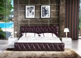 C022 del cuero auténtico estilo americano Juego de dormitorio