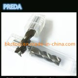Alumínio do CNC Rounghing de China que processa moinhos de extremidade