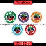 High-Grade Sticker Poker Chip Set 760PCS (YM-TZCP0045)