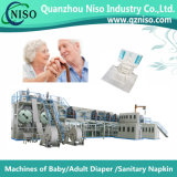 O adulto Cheio-Servo eficiente levanta a máquina do tecido com Ce (CNK300-SV)
