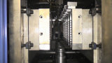 フルオートマチックのびんのブロー形成機械