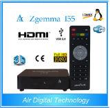 2016 nuevo Zgemma I55 se doblan modulador chino de la caja IPTV de Youtube TV del receptor de la base IPTV