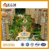 Красивейшая модель недвижимости модели здания/архитектурноакустические делать модели/модель дома/весь вид знаков