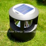 Lumière solaire de principal poste solaire du constructeur 3W