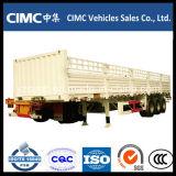 CIMC Carga Semi-reboque com parede lateral