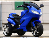 Neues Modell scherzt Plastikspielzeug-Kind-Motorrad