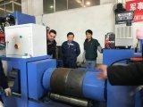 Saldatrice di Assembly&Spot per la linea di produzione della bombola per gas di GPL prima della saldatura continua della circonferenza