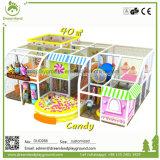 2017の方法キャンデーの主題の子供の屋内運動場装置の価格