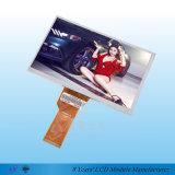 Indicador mensal grande da saída 7.0inch 800*480 TN94 TFT LCD