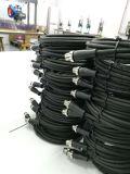 Мыжской кабельный соединитель M12 с отлитой в форму кабельной фишкой