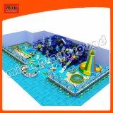 Campo de jogos interno de Mich para o parque de diversões das crianças para o divertimento
