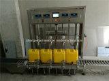さまざまな液体のための最上質の自動ウェイティングそして充填機