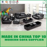 Conjunto del sofá del cuero del ocio de los muebles del sofá de la sala de estar