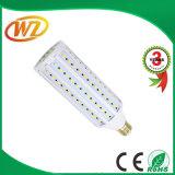 Luz 30W del maíz de E26 E27 B22 LED