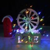 Het LEIDENE Licht van de Strook voor het Huwelijk van de Partij van Kerstmis verfraait Licht