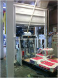 Máquina de ensacar vertical única del cemento del diseño 10-50kg