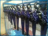 alzamiento de elevación de cadena manual del bloque de la palanca de la mano de 0.75t Hsh-a para la venta