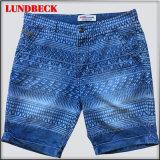 Shorts das calças de brim dos homens com boa qualidade