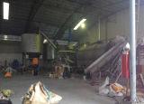 Planta de recicl de alimentação contínua de Pyrolisis do pneu