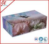 Ecoおよび贅沢な健康食品ペーパー包装ボックス板紙箱